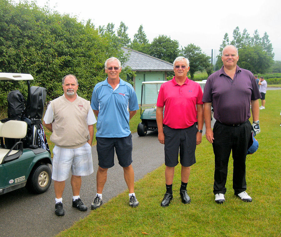 3rd Annual International Heads Masters Golf Tournament